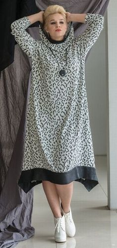 50 Tunic Dress To Look Cool - Luxe Fashion New Trends - Fashion for JoJo Curvy Fashion, Modest Fashion, Trendy Fashion, Plus Size Fashion, Boho Fashion, Womens Fashion, Fashion Trends, Summer Fashion Outfits, Stylish Outfits