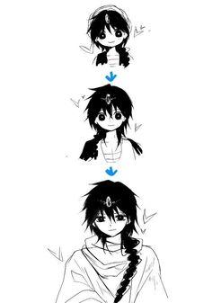 Evolution of Aladin waaaaiiii