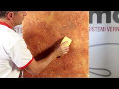ROXIDAN effetto FERRO CORTEN - YouTube