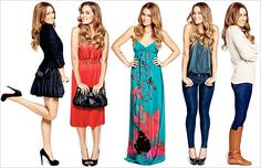 How to Dress up a Pear Body : Dress up Ideas for Triangle Body Shape