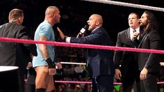 Raw 10/27/14: Randy Orton defies The Authority