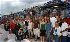 Group Areas at Avista Stadium   Spokane Indians Avista Stadium
