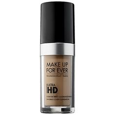 Make Up For Ever Ultra HD Invisible Cover Foundation -  #MakeupFoundation