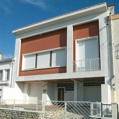 Villa Caravelle - architecture royan 1950