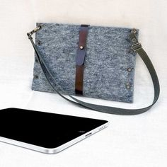 Portel iPad Case: when I get an iPad... via Design Sponge