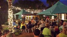 Music in the Courtyard, every Friday and Saturday Night.