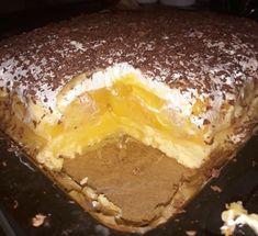 Ennek a sütinek senki sem tud ellenállni, megéri kipróbálni! Torte Cake, Salty Snacks, Hungarian Recipes, Baking And Pastry, Apple Cake, Winter Food, Fudge, Food To Make, Cheesecake