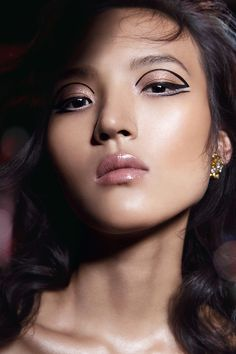 Luping Wang by Kári Sverriss for Elle Vietnam November 2015 4