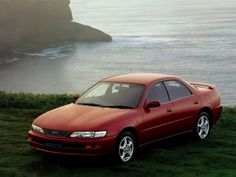 Toyota Carina ED (ST200) '10.1993–07.1995
