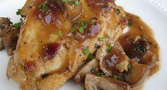 Quick Chicken Marsala