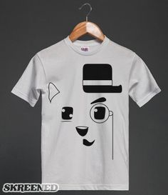 Classy Cat  | The classy cat t-shirt is classy on one side, but cat on the other! Classy Cat #Skreened