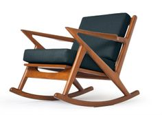 Kennedy Rocking Chair by thrive