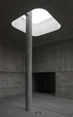 Nakatsu Crematorium | 風の丘葬祭場 architect:fumihiko maki | Kenta Mabuchi | Flickr
