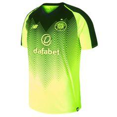 New Balance Celtic Third Football Shirt Celtic Soccer, Celtic Fc, Soccer Drills, Soccer Tips, Soccer Jerseys, Soccer Nation, Soccer Shirts, Jersey Atletico Madrid, Fc Bayern Munich