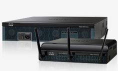CISCO3925/K9---The Cisco 3925 Integrated Services Router (ISR) delivers highly secure data, voice, video, and application services to small branch offices...