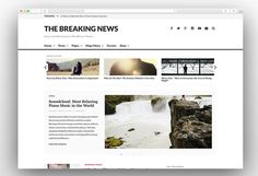 Here is the collection of best simple WordPress Themes that will allow you to create simple website effortlessly with their simple and friendly interface. Sumner Vacation, Simple Wordpress Themes, Simple Website, Piano Music, World, News, The World
