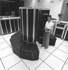 Cray-1 at Los Alamos (1980)