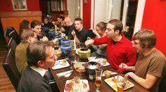 Fondues und Raclettes - nicht nur zu Silvester beliebt