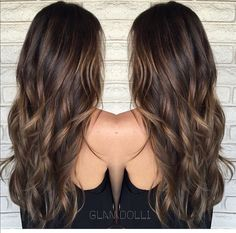 Cant get enough of this balayage submission by sadieface beauty chocolate brown hair with caramel balayage 34 amazing looks for brown balayage hair is for you balayage hairstyles pmusecretfo Choice Image