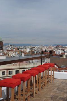 H10 Puerta de Alcalá - hotel review. Madrid, Spain.