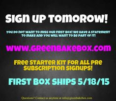 """Since we are the new """"goody box"""" on the block, we have a statement to make. You will want to be part of it. We guarantee it:) The perfect gift - Green BakeBox! Takin' the 'gettin baked idea' to whole nother level! #weed #cannabis #pot #ganja #stoned #stoner #greenbakebox #thc #toker #marijuana"""