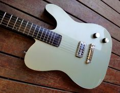 HARVESTER - bespoke guitars - repairs - modifications - COMPLETED INSTRUMENTS - Harvester #19 Simpletone Series