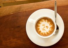 Pretty Sweet Coffee.