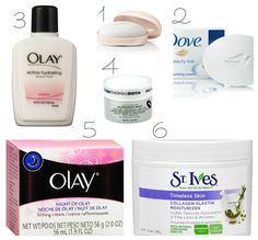 EASY, INEXPENSIVE FACIAL CLEANSING ROUTINE
