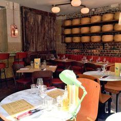 East Mamma 10 Restaurant Concept, Conference Room, Table, Furniture, Home Decor, Italian Cuisine, Baby Born, Decoration Home, Room Decor