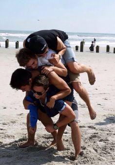 David,WillJay,Cole,Dana