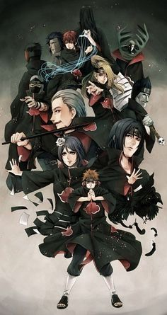 Akatsuki Photo: This Photo was uploaded by manaphie2. Find other Akatsuki pictures and photos or upload your own with Photobucket free image and video h...