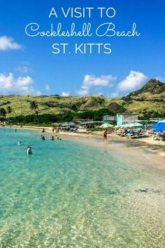 A visit to Cockleshell Beach is the perfect way to spend time in St. Kitts, whether you're visiting for a day or an entire week.