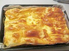 Plăcintă cu brânză dulce de casă! Ingredientul secret