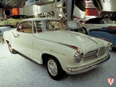 Borgward Isabella (1954-1958)