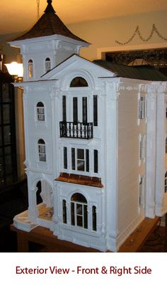 This is a dollhouse