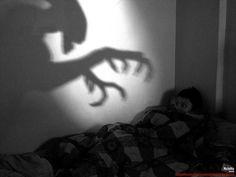 Sleep paralysis can involve hallucinations.