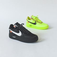 """separation shoes 26895 a8c4a Nike x Off White - Air Force 1 pack"""""""