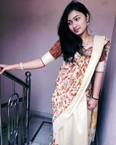 Saree Fashion, Fancy Sarees, Buy Sarees Online, Saree Styles, Girls Wear, Party Wear, Casual Wear, Print Patterns, Ethnic