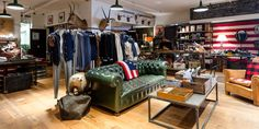 Made with pride in America, everything Ball and Buck sells is inspired by sport and game. This season's inspiration is Fly Fishing, but you can enjoy their well-made flannels and waterproof jackets even if you rarely leave the city. Bonus: the in-store barber shop for that perfectly coiffed lumbersexual look.
