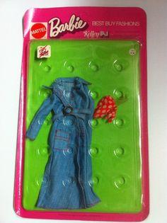 Lalka Barbie Vintage Kelley PJ Christie Best Buy Fashion | eBay