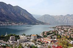 View over Kotor