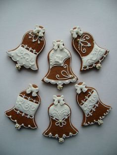 Christmas Biscuits, Christmas Sugar Cookies, Christmas Desserts, Gingerbread Cookies, Frozen Cookies, Iced Cookies, Royal Icing Cookies, Crazy Cookies, Wedding Cookies
