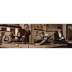 Chris Consani Game of Fate James Dean Elvis Presley Marilyn Monroe Humphrey Bogart Door Poster