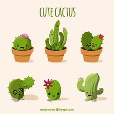 Jeu de cactus Enjoyable