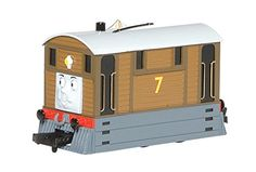 Bachmann Trains Thomas And Friends  Toby The Tram Engine With Moving Eyes >>> Click image for more details.