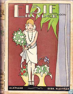 Palingdood, Adriana - Elsie, Essen - Bosch, Annie van (Ella Vémor)  Kluitman, 1929
