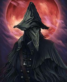 Bloodborne, Eileen the Crow