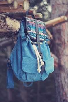 Where is this backpack