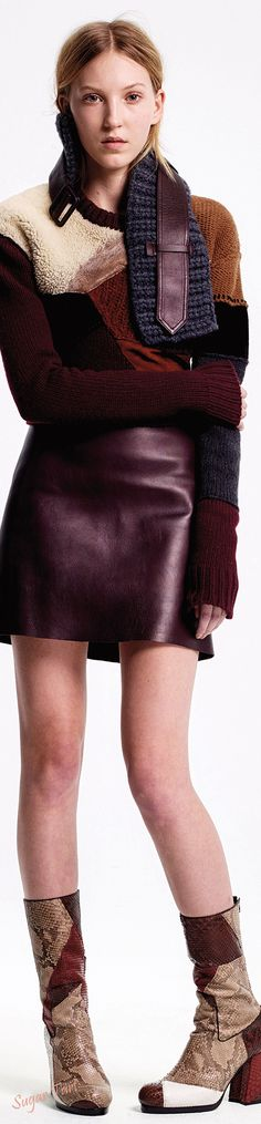 Calvin Klein - Pre-Fall 2015 | House of Beccaria~