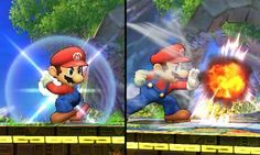 Being able to charge up your attacks adds a slight bit of depth - and gives you multiple ways to beat an enemy